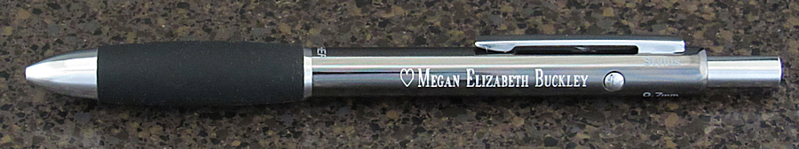 Q4 Engraving Example